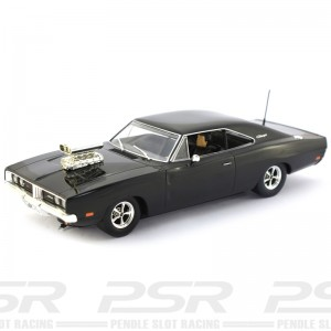 Scalextric Dodge Charger Black
