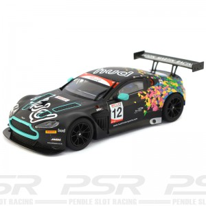 Scalextric Aston Martin GT3 No.12 HUD Motorsports