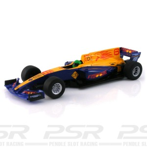 Scalextric Team F1 Blue Wings No.6