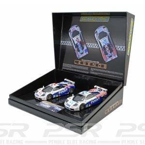 Scalextric McLaren F1 GTR Le Mans 1996 Twin Pack