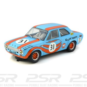 Scalextric Ford Escort Mk1 Gulf Edition