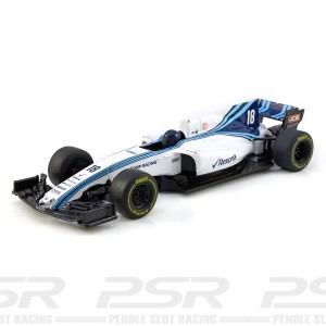 Scalextric Williams FW41 F1 No.18 Lance Stroll