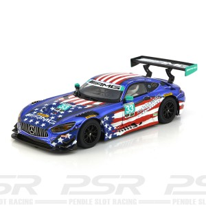 Scalextric Mercedes AMG GT3 No.33 Riley Motorsports