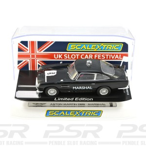 Scalextric Aston Martin DB5 Marshal Black