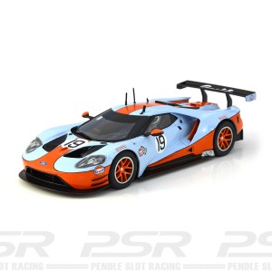 Scalextric Ford GT GTE No.19 Gulf Edition