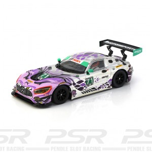 Scalextric Mercedes AMG GT3 No.71 P1 Motorsports