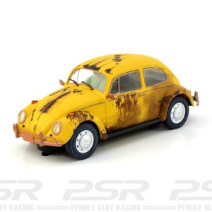 Scalextric VW Beetle Rusty Yellow