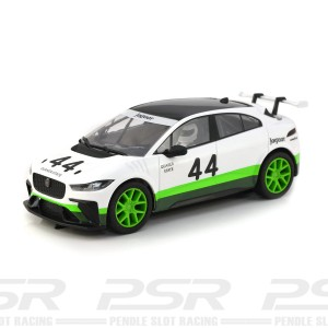 Scalextric Jaguar I-PACE Group No.44 Heritage Livery