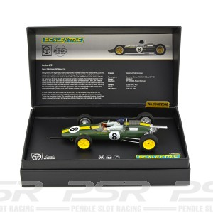 Scalextric Lotus 25 No.8 Jim Clark 1963