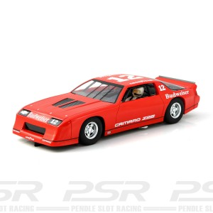 Scalextric Chevrolet Camaro IROC-Z Red