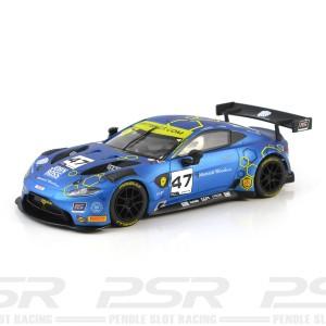 Scalextric Aston Martin GT3 TF Sport British GT 2019