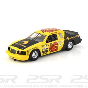 Scalextric Ford Thunderbird No.46 Yellow & Black