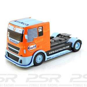 Scalextric Truck Gulf Racing No.71