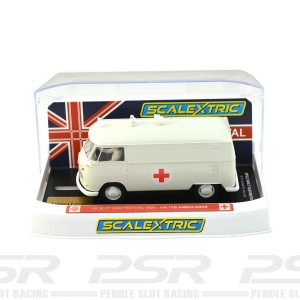 Scalextric VW T1B Ambulance UKSCF 2020 - Flashing Light