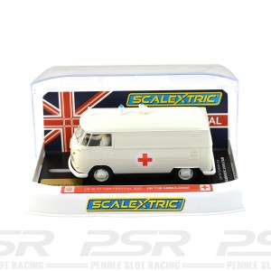 Scalextric VW T1B Ambulance UKSCF 2020