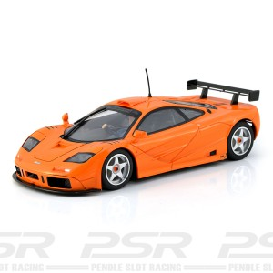 Scalextric McLaren F1 GTR Papaya Orange