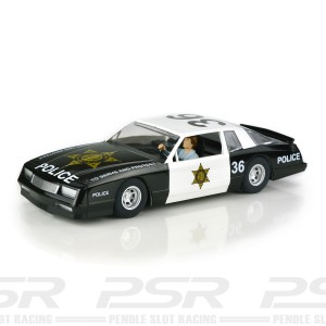 Scalextric Chevrolet Monte Carlo County Sheriff Special Edition