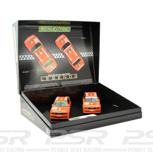 Scalextric BMW E30 M3 Team Jagermeister Twin Pack