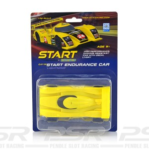 Scalextric Start Endurance Car 'Lightning'