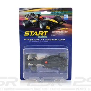 Scalextric Start F1 Racing Car 'G Force Racing'