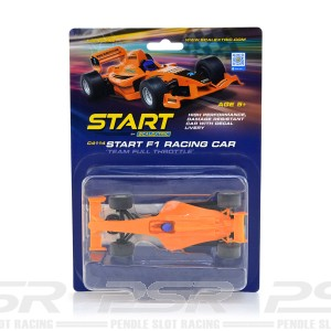 Scalextric Start F1 Racing Car 'Team Full Throttle'