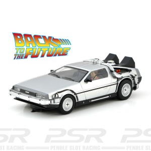 Scalextric DeLorean - Back to the Future