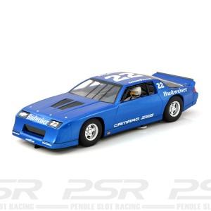 Scalextric Chevrolet Camaro IROC-Z Blue