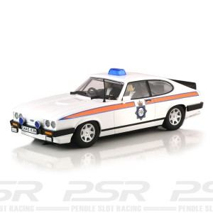 Scalextric Ford Capri MK3 Greater Manchester Police