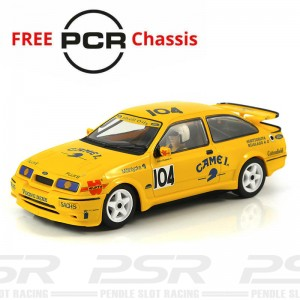 Scalextric Ford Sierra RS500 Came 1st