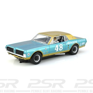 Scalextric Mercury Cougar XR7 No.48