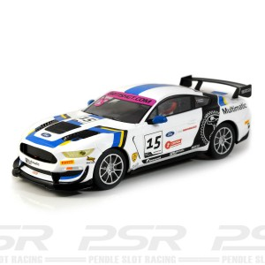 Scalextric Ford Mustang GT4 No.15 British GT 2019