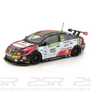Scalextric VW CC Team HARD BTCC 2019 Michael Crees