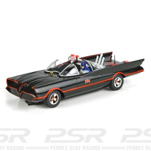 Scalextric Batmobile 1966 TV Series