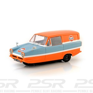 Scalextric Reliant Regal Van Gulf Edition