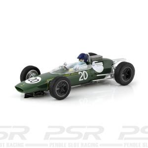 Scalextric Lotus 25 No.20 British GP 1962 Jim Clark