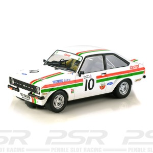 Scalextric Ford Escort MK2 Castrol Edition
