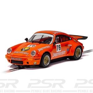Scalextric Porsche 911 Carrera RSR 3.0 Jagermeister Kremer Racing