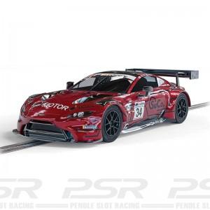 Scalextric Aston Martin GT3 Vantage TF Sport - GT Open 2020