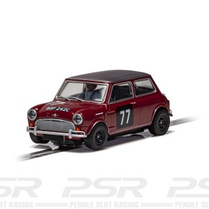 Scalextric Morris Mini Cooper S Broadspeed