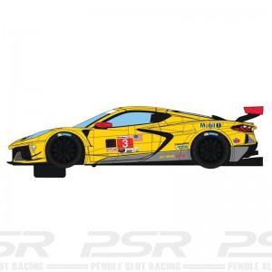 Scalextric Chevrolet Corvette C8R No.3 24hrs Daytona 2020