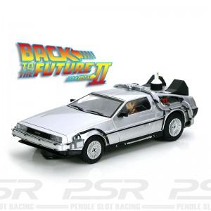 Scalextric DeLorean - Back to the Future Part II