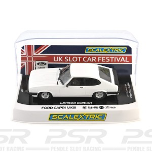 Scalextric Ford Capri MKIII UKSCF 2021 Limited Edition