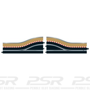 Scalextric Digital Pit Lane Track Right Hand C7015