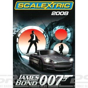 Scalextric Catalogue Edition 49 2008
