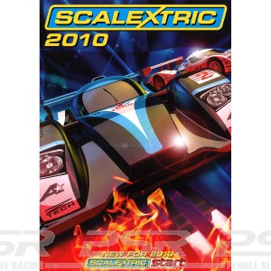 Scalextric Catalogue Edition 51 2010