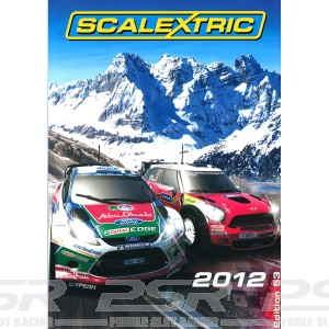 Scalextric Catalogue Edition 53 2012