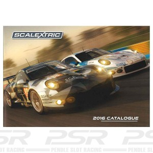 Scalextric Catalogue Edition 57 2016