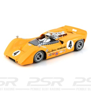 Thunder Slot McLaren M6A No.4 Laguna Seca Can-Am 1967