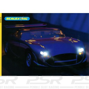 Scalextric Catalogue Edition 40 1999