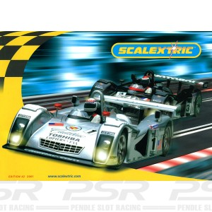 Scalextric Catalogue Edition 42 2001